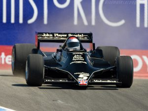 Lotus 78, Mario Andretti