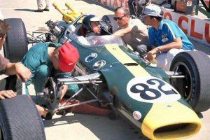 1965 Indianapolis 500, vittoria di Jim Clark su Lotus