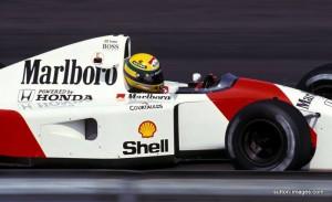 Senna & Dennis (McLaren) & Honda