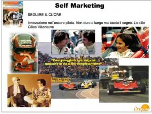 L'innovazione nell'essere pilota del leggendario Gilles Villeneuve
