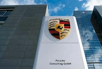 I quartieri generali Porsche Consulting a Stuttgart