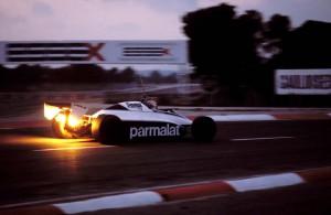 Brabham BT 50 BMW - Nelson Piquet