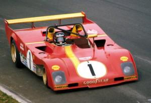 Arturo Merzario - Ferrari 312 PB
