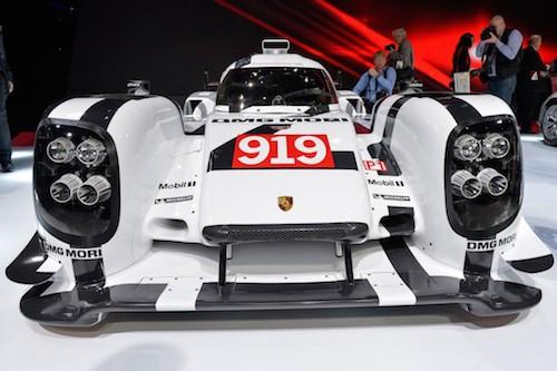 Porsche 919 World Endurance Championship 2014