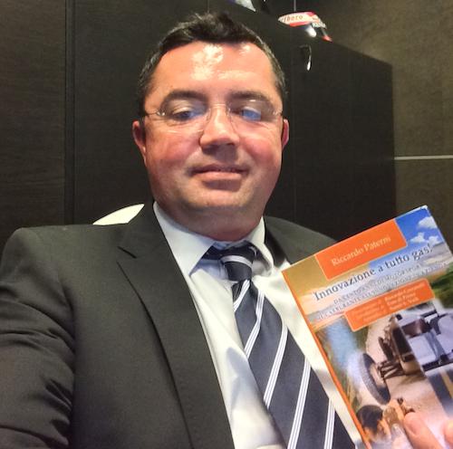 Eric Bouiller, Racing Director McLaren F1, quartieri generali McLaren a Woking