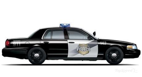 'Patrol car' della Polizia USA