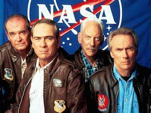 """Space Cowboys"" seniors back at NASA..."