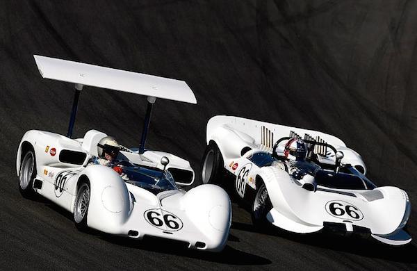 Chaparall. Dagli anni sessanta esplorazione e fondamento delle moderne auto da corsa...