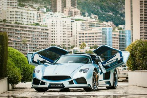 the EVANTRA in Montecarlo