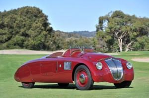 1938. Lancia Aprilia Sport Zagato
