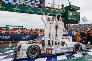 Le Mans 2015 winners